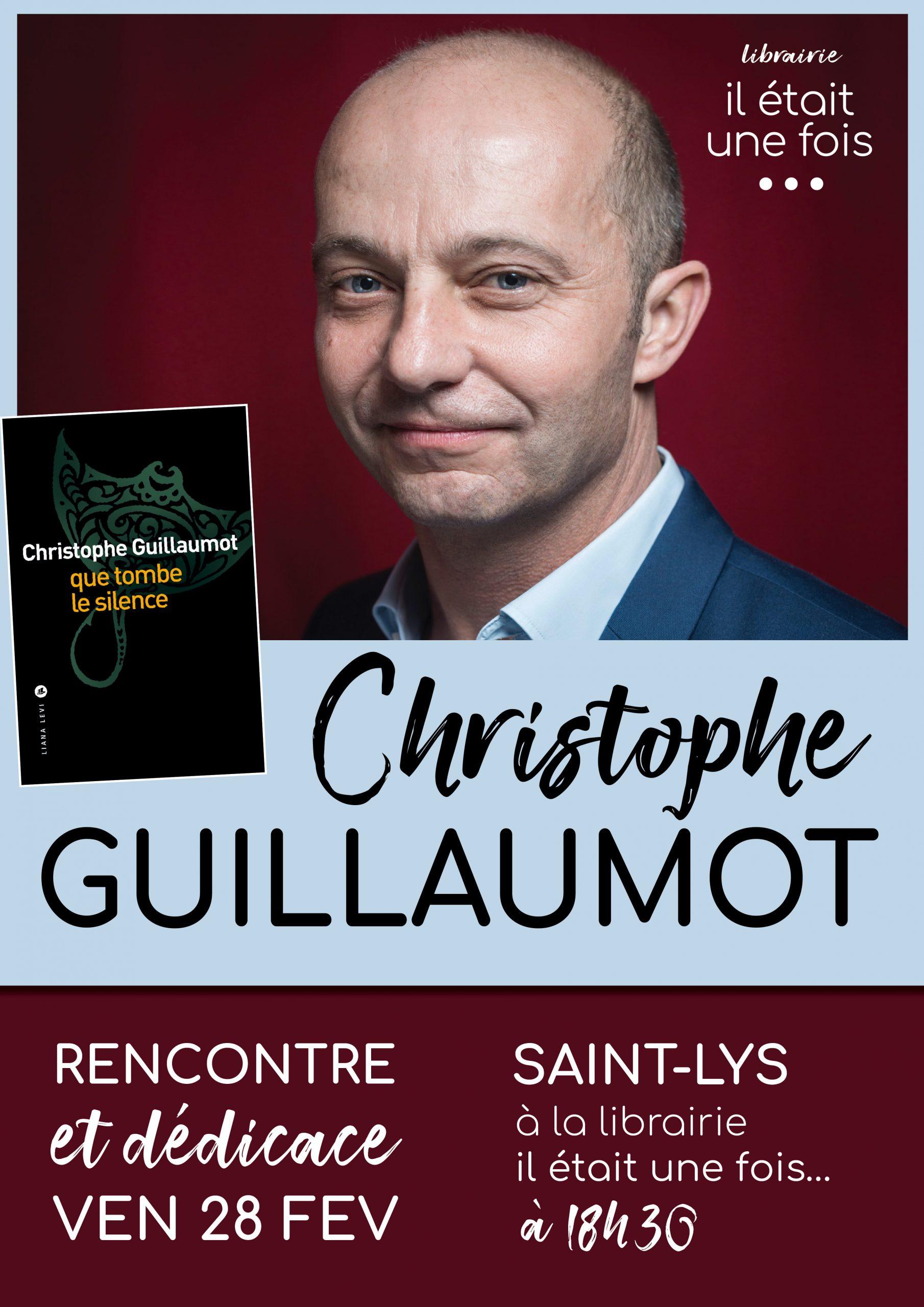 Christophe Guillaumot