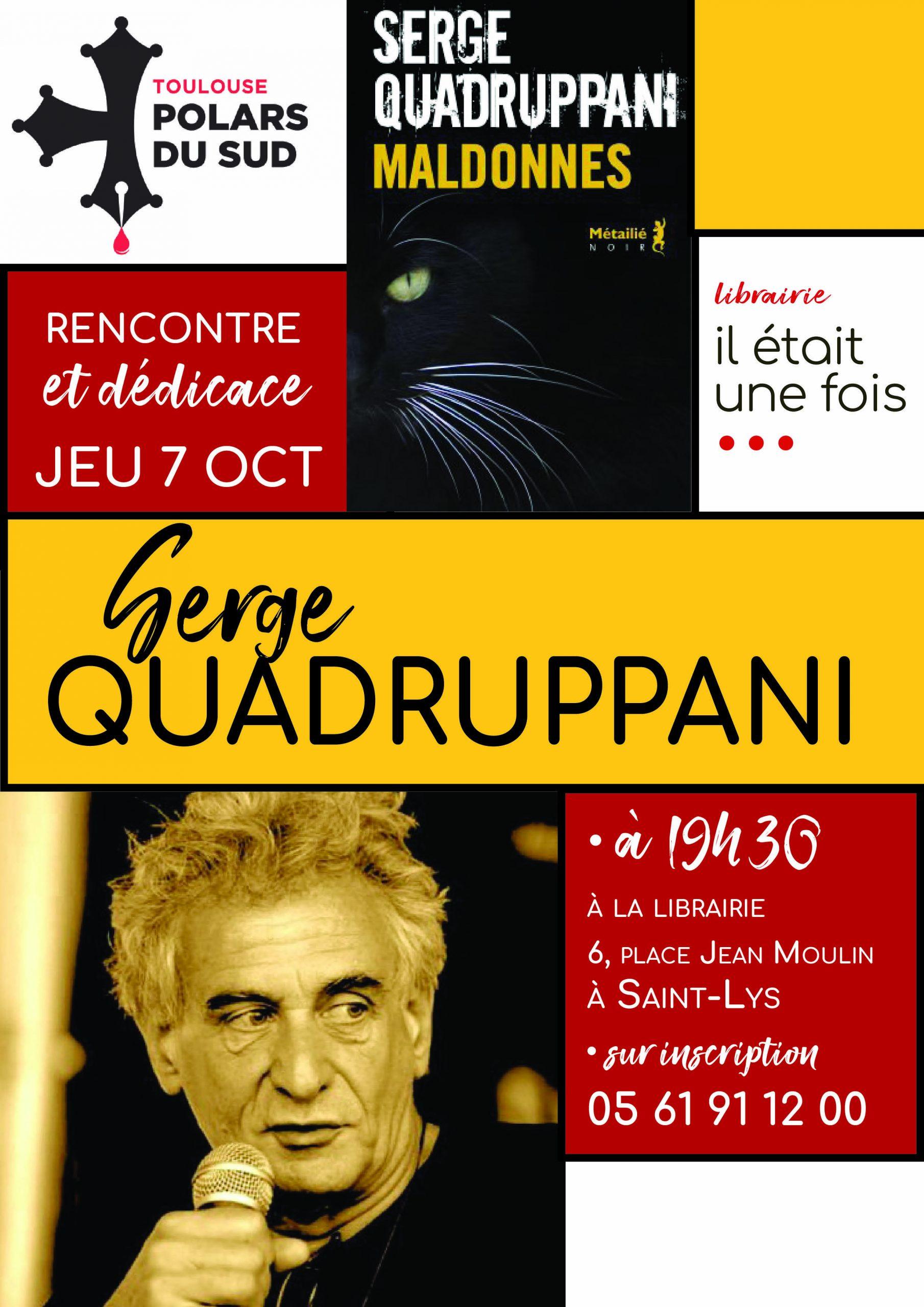 Serge Quadruppani